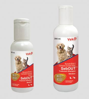 SebOut Treatment shampoo