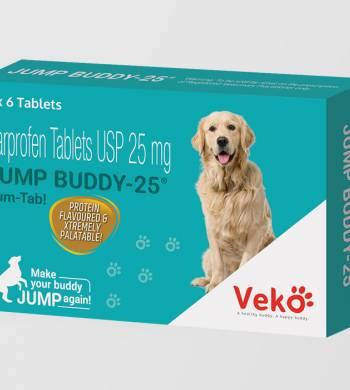 قرص ضد التهاب جامپ بادی|Jump BUDDY