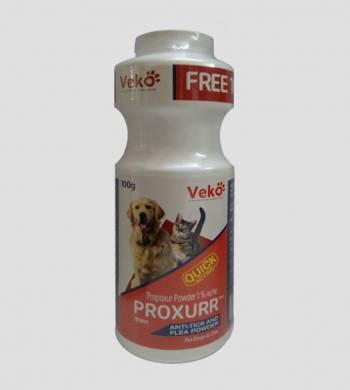 پودر ضد کک و کنه پروکسور | Proxurr powder