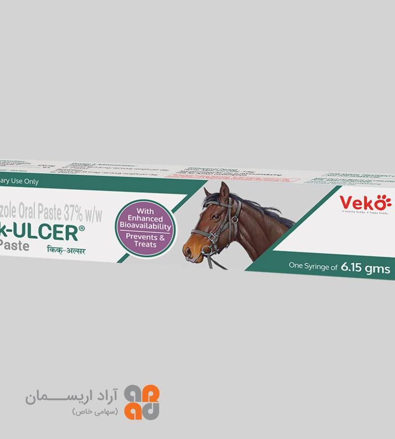 Kick ulcer equine Paste